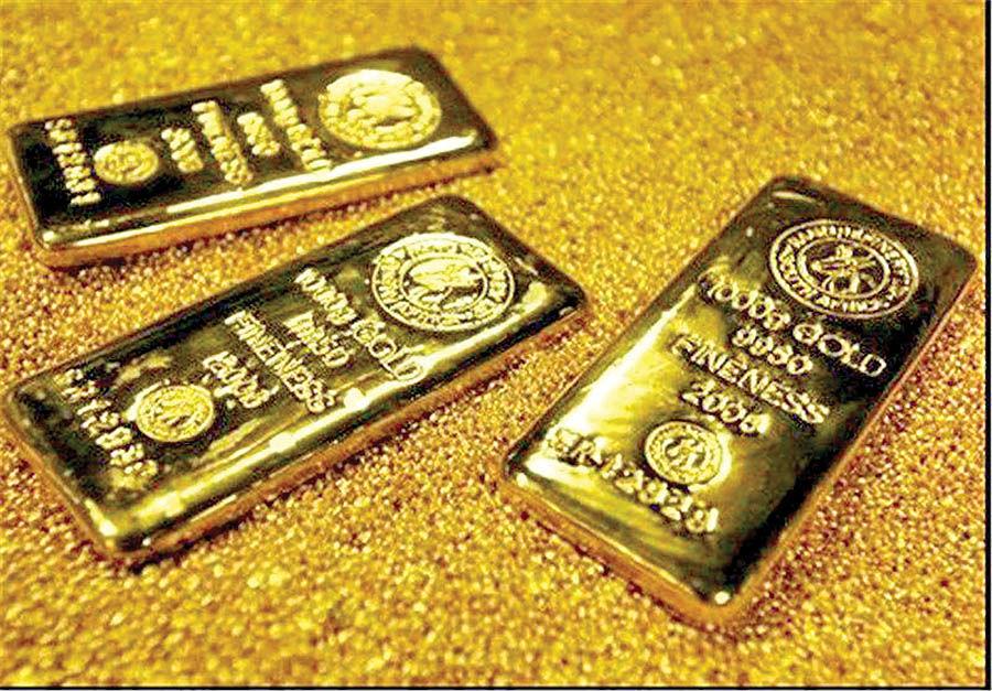 فلز زرد در اوج 4 ماهه