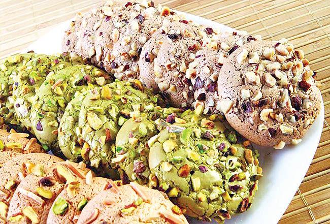 سوغاتیهای خوشمزه تبریز!