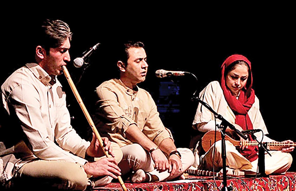 کنسرت شاگردان محمدرضا لطفی در نیاوران