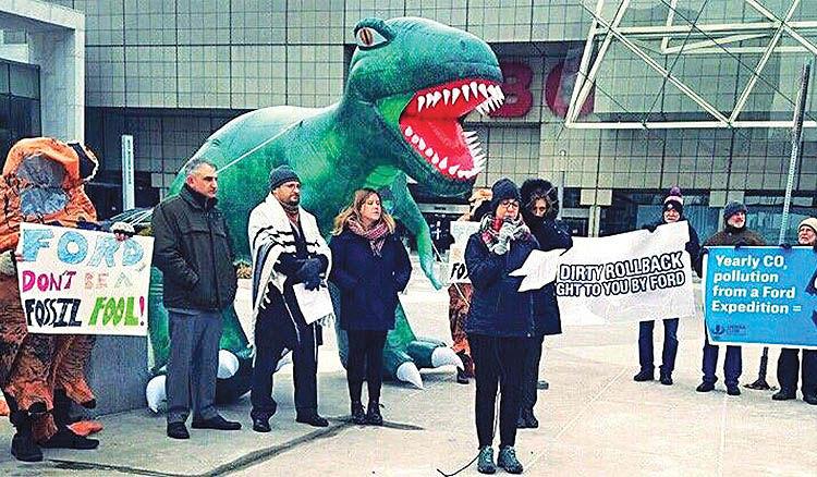 اعتراضات مردمی علیه فورد و جیام