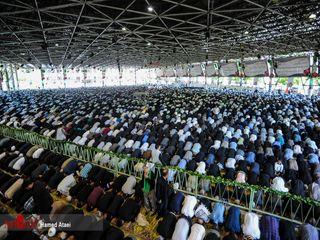 نماز جمعه روز قدس