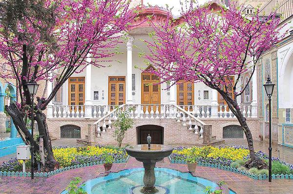 خانه مقدم، یادگار تهران قدیم