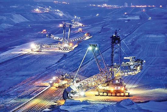 شرکتهای معدنی هوشمند در انقلاب صنعتی چهارم