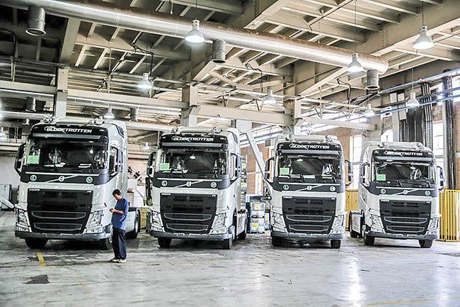 افزایش تولید خودروهای تجاری در بهار