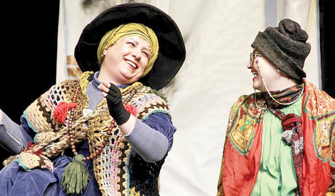اقتباسی از نمایشنامه برتولت برشت در تماشاخانه مهر