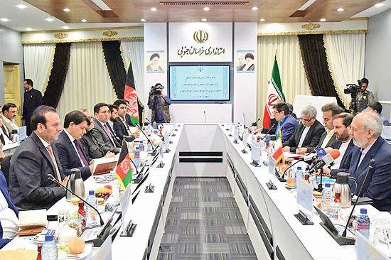 خواسته افغانستان از تجار ایرانی