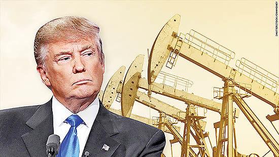 واکنش معکوس به تحریم نفتی ترامپ