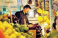 میدان میوه و ترهبار شهدای باغآذری در تهران به بهرهبرداری رسید