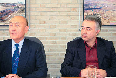 ایجاد شرکت تجاری بین ایران و قرقیزستان در بندرعباس