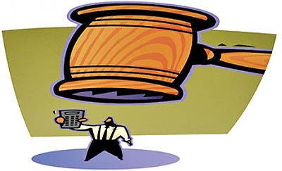 مسوولیتهای قانونی حسابرسان
