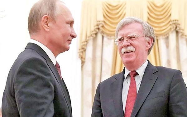 اصرار آمریکا به نقض پیمان