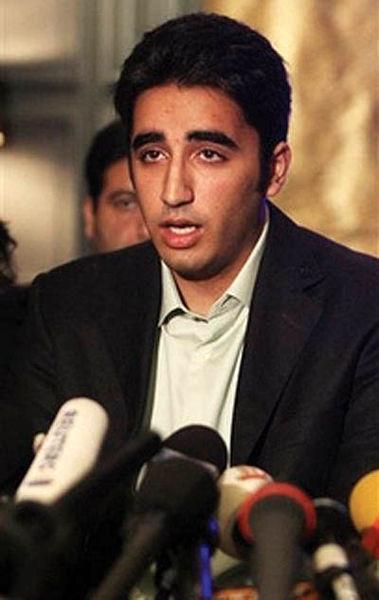 هشدار پسر بوتو در مورد آینده پاکستان