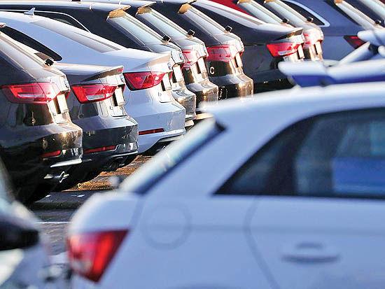 افت بیسابقه فروش خودرو در آلمان