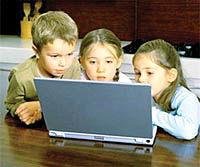 پرورش مهارت رایانه در کودکان 18ماهه
