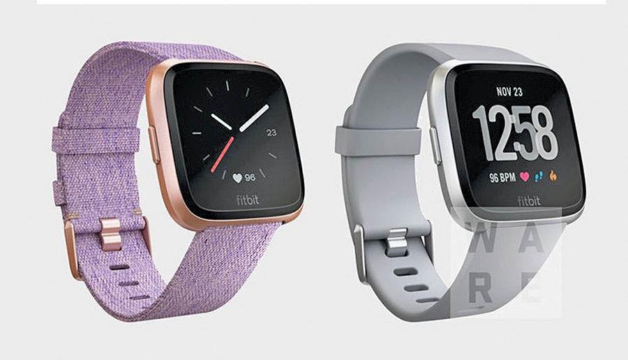 تصاویری از ساعت هوشمند جدید فیتبیت