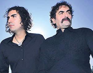 حافظ و شهرام ناظری  با هم به روی صحنه میروند