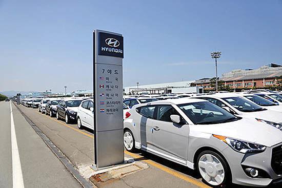 افزایش فروش خودروسازان کرهای