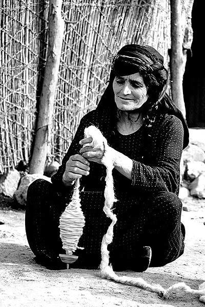 بافندگی در ایران