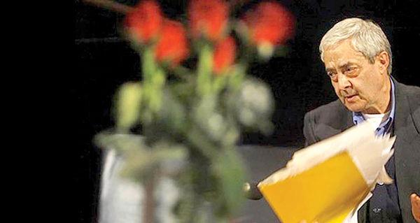 ماجرای نقاش شدن  ناگهانی  احمدرضا احمدی