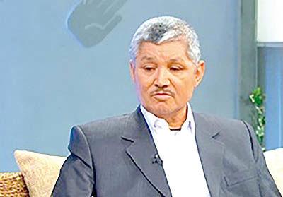 محمدعلی کلی افغانستانی در تلویزیون ایران