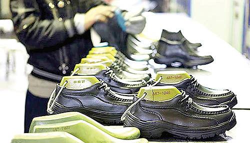 تامین ارز تولید و واردات کفش کلید خورد