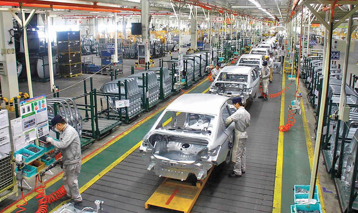 تعدیل 50 درصدی کارکنان پژو در چین