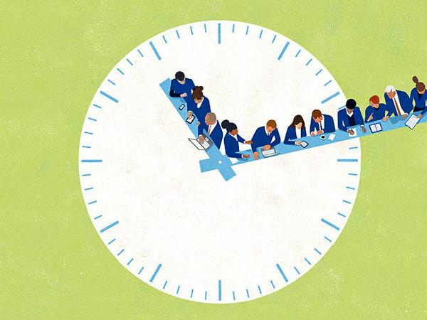 زمان، کمیابترین منبع مدیران امروز
