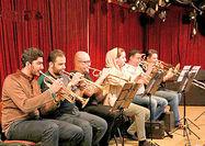 اجرای ارکستر «بادی کارا» در تالار وحدت
