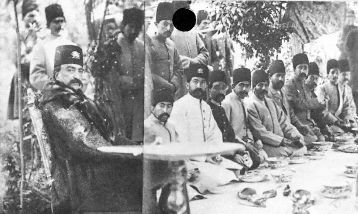 بررسی خورد و خوراک در دوره قاجار