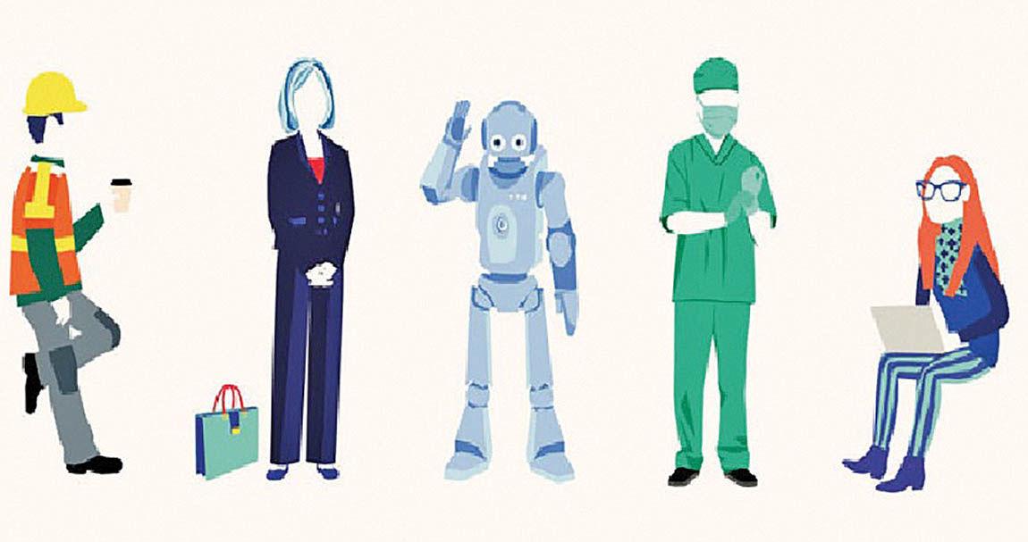 راه طولانی روباتها برای تصاحب مشاغل