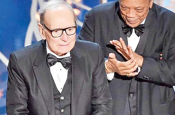 جشن 90 سالگی «موریکونه» با حضور بزرگان هنر