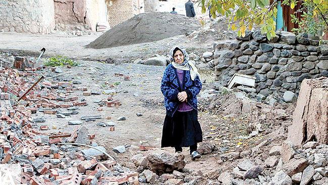 زلزله پشت زلزله در پنج استان
