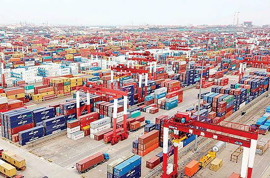 تداوم روند کاهشی صادرات