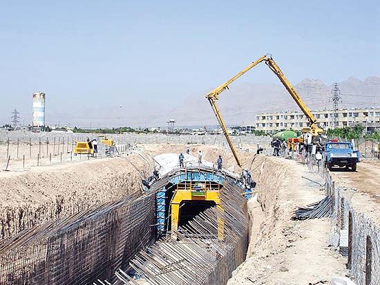 خط ۲ متروی اصفهان ۵ ساله اجرایی میشود