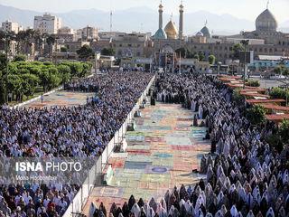 نماز عید فطر تهران