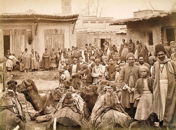 دردسرهای تجارت در دوره قاجار