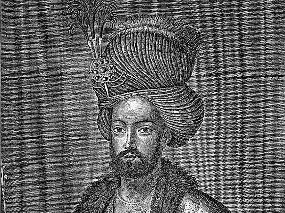 شاهی که کشورداری را فروگذاشت