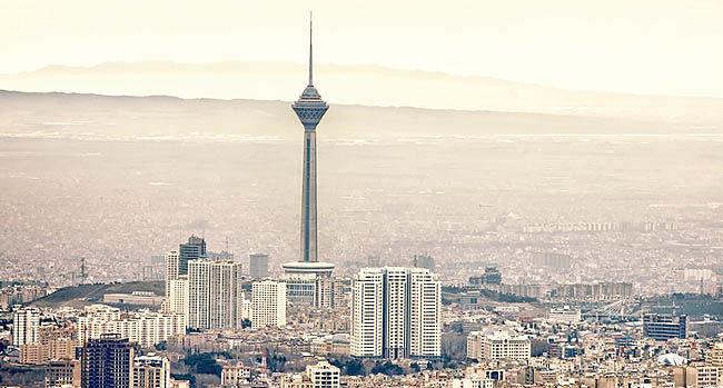 کروکی خسارت تهران از بودجه شهرداری