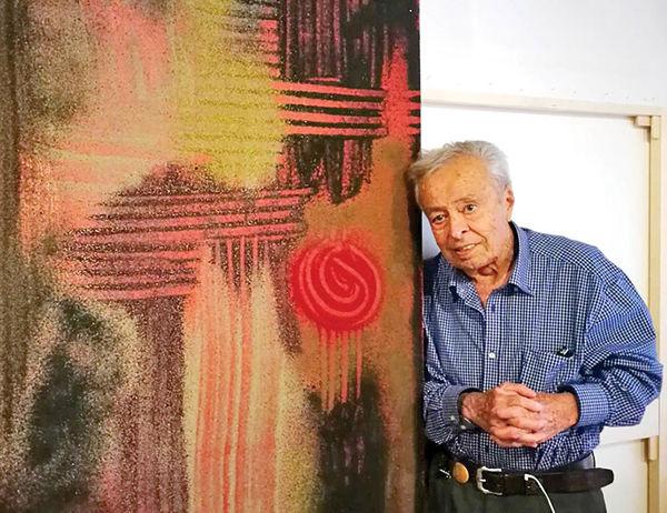 میراث جهانی یک آرتیست ایرانی
