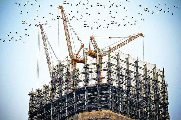پایان کمای ساختمانی