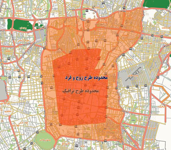 ابهامات طرح ترافیک جدید در پایتخت