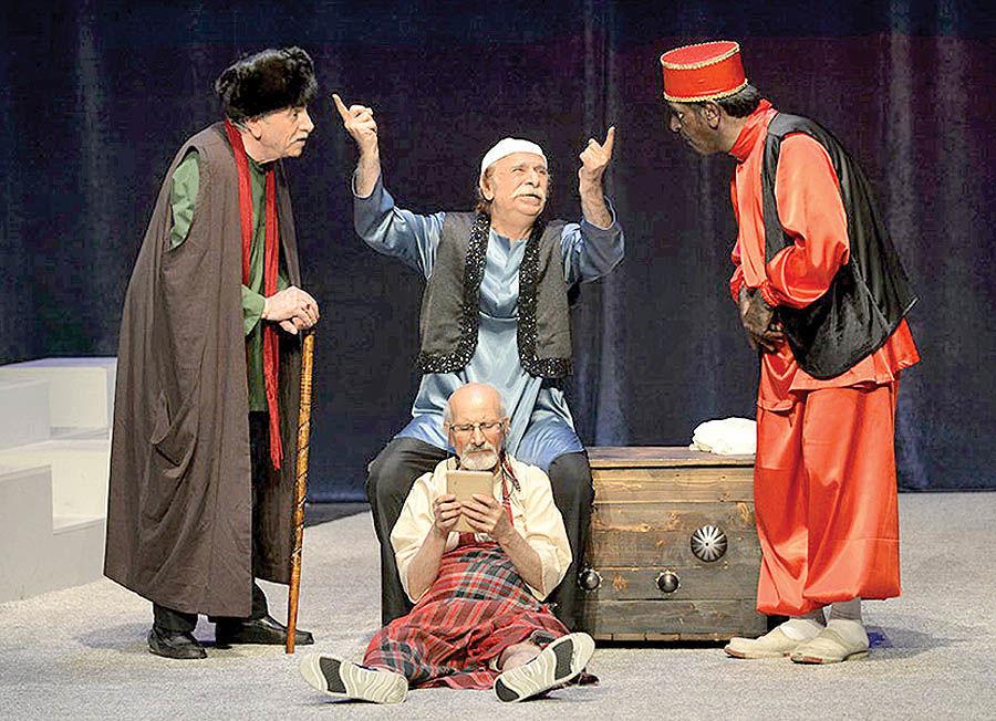 ازسرگیری اجرای «بنگاه تئاترال» پس از 3 روز وقفه