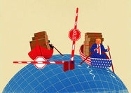 بهروزرسانی زیان جنگ تجاری