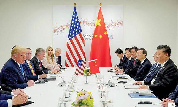 شانس دوباره برای صلح تجاری
