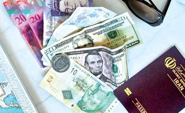 رانت ارز مسافرتی برای کسبوکارهای سفر