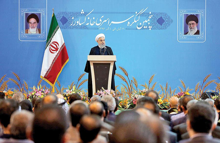 تاسف روحانی برای «تشکیلات پوسیده» اتحادیه عرب