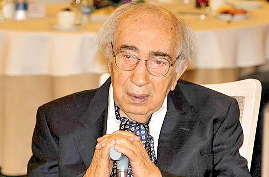 درگذشت «بزرگ لشگری» در 94 سالگی