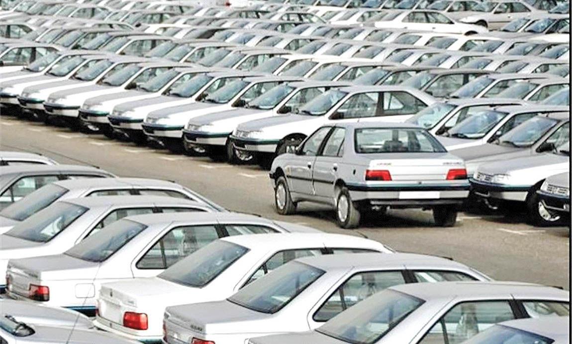 سونامی در بازار خودرو