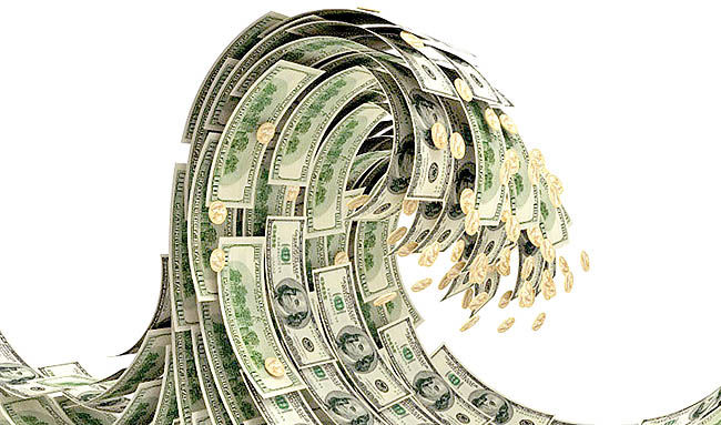 پناهگاه دلار مقابل نقدینگی