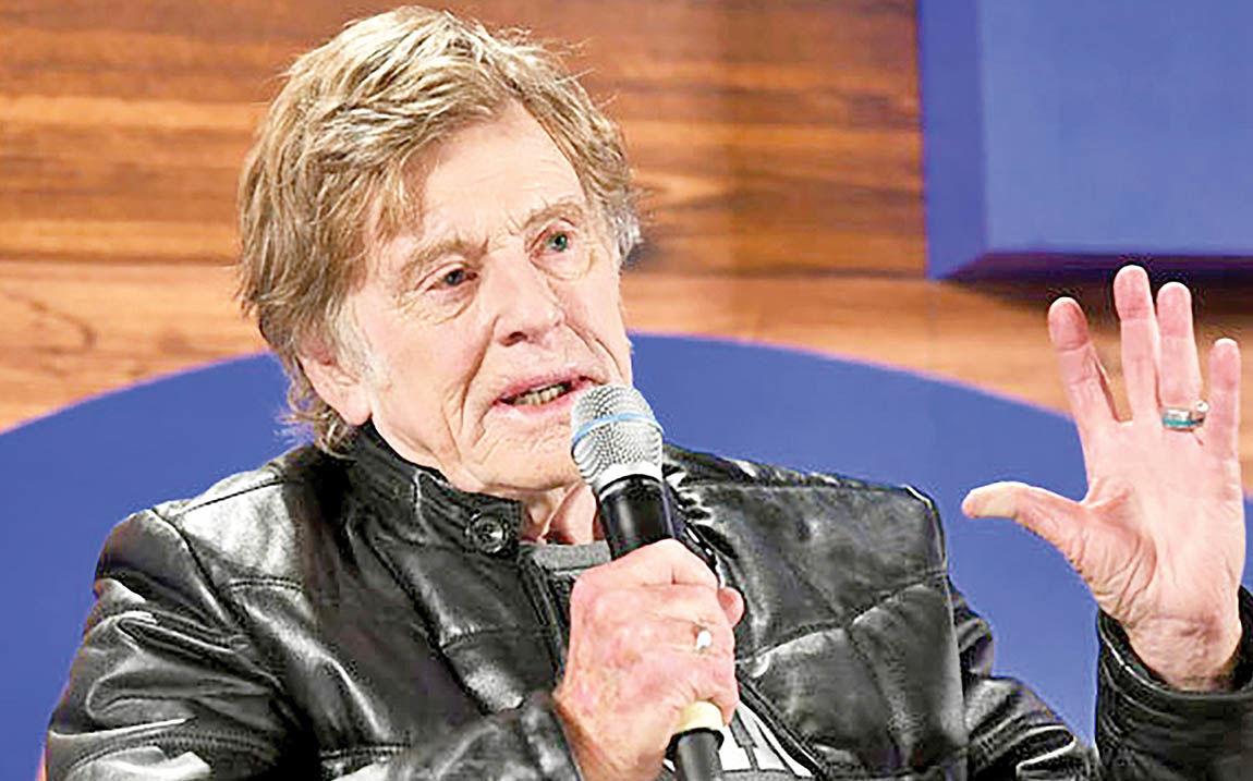 بازنشستگی رابرت ردفورد از بازیگری در 81 سالگی